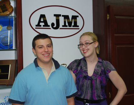 image of social network team at ajm
